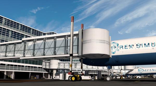 REX 5 | Worldwide Airports HD